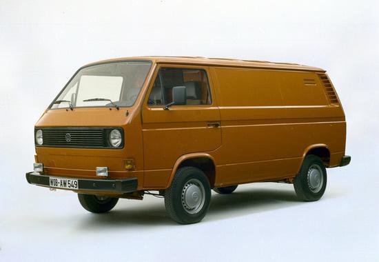 VW Typ2 T3